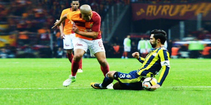 Galatasaray'dan penaltı isyanı!