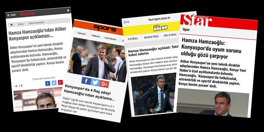Hamza Hamzaoğlu röportajımız Türkiye'de büyük yankı buldu