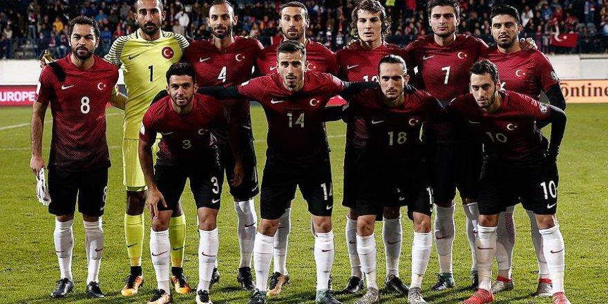 Türkiye-Arnavutluk maçı Antalya'da yapılacak