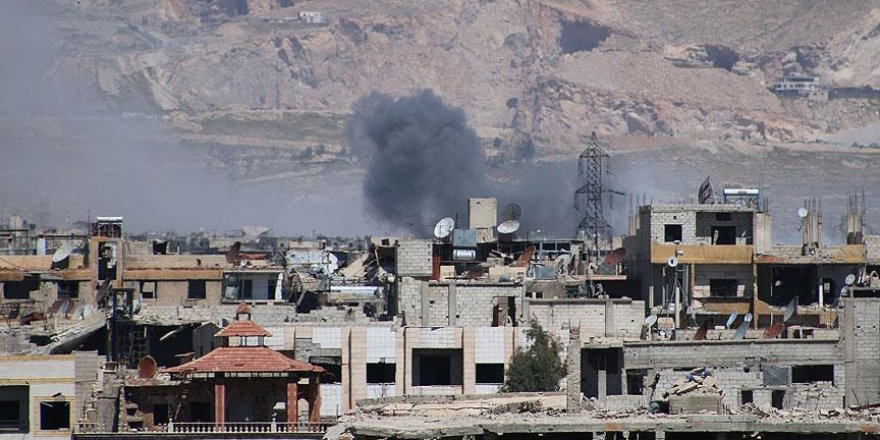 Assad forces retake city center in Syria's Deir ez-Zour