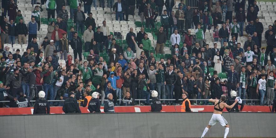 Konyaspor taraftarı, Batman maçına alınmayacak
