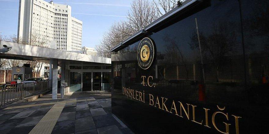 'Ahıska Türklerinin sürgün edilişlerini hüzünle anıyoruz'