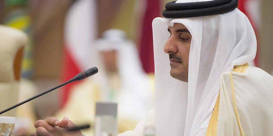 'Katar'a abluka uygulayan ülkeler çözüm istemiyor'
