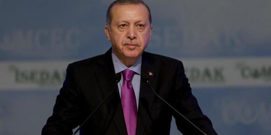 Cumhurbaşkanı Erdoğan Yunan televizyonuna konuştu