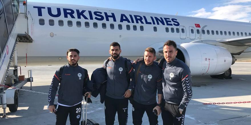Atiker Konyaspor Portekiz'de