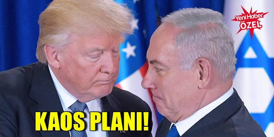 Kudüs için sinsi plan!