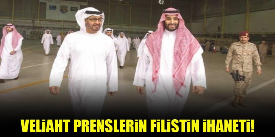 Veliaht prenslerin Filistin ihaneti