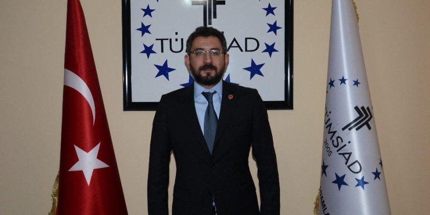"""Berdan Aktan: """"ABD'nin Kudüs kararı kabul edilemez"""""""
