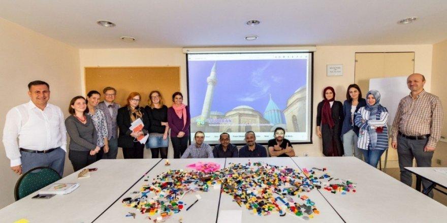 """NEÜ Erasmus+ """"TOURBAN"""" Proje toplantısına katıldı"""