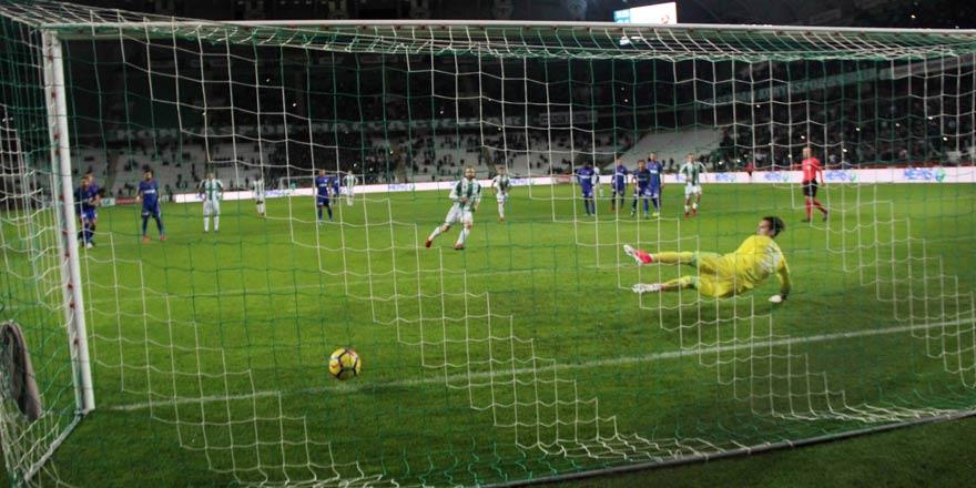 Konyaspor'da Skubic yine attı!