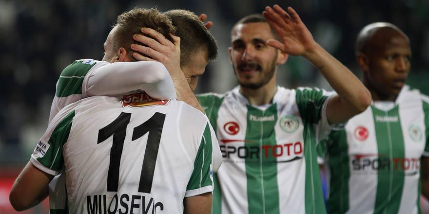 Konyaspor'da Kadir Kaan'ın ilk 'süper' maçı