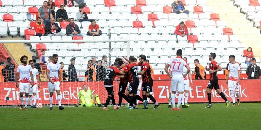 Antalyaspor yenilmesine rağmen turladı