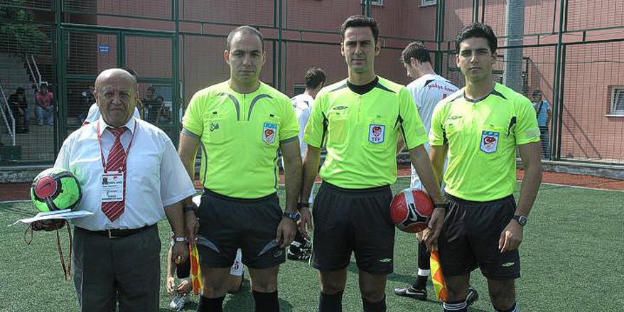 Konyaspor- Batman maçının hakemi açıklandı