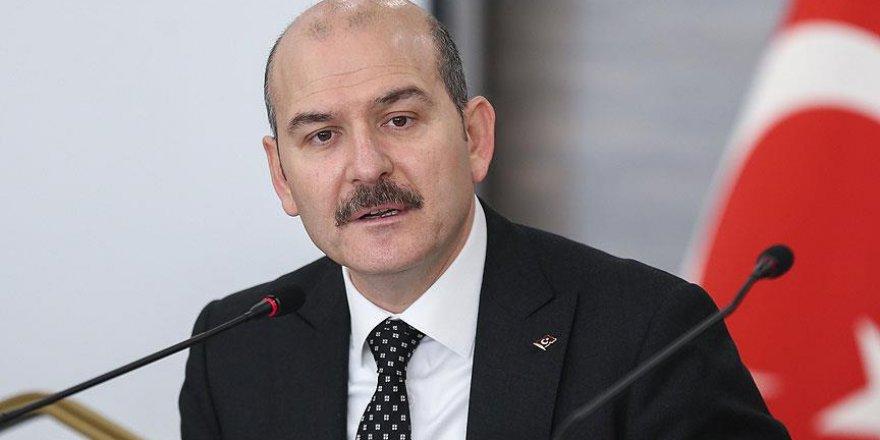 """İçişleri Bakanı Soylu: """"Uçağın yolcularında herhangi bir sağlık sorunu yok"""""""