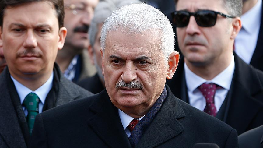 Assad attacks will cause new migration wave: Turkish PM