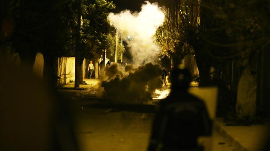 Tunisie : les manifestations nocturnes marquent le pas