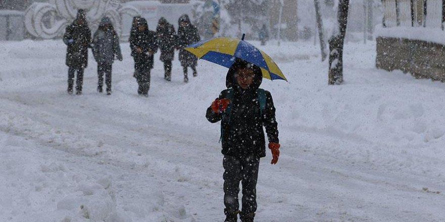 Konya'nın o ilçesinde taşımalı eğitime kar tatili