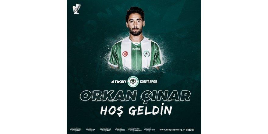 Konyaspor, Orkan'ın lisansını çıkarttı