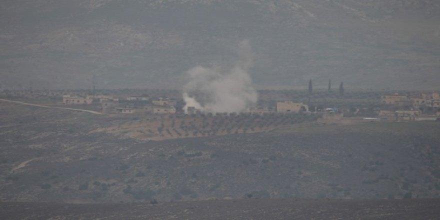 Afrin kırsalında şiddetli çatışma: 2 asker yaralı!