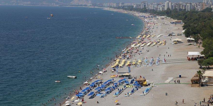 Turizm geliri yüzde 31 arttı 33