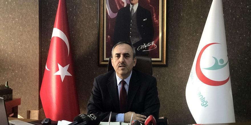 Mersin şehir Hastanesi Eğitim Ve Araştırma Hastanesi Olacak