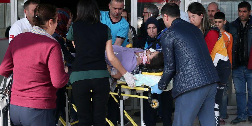 GÜNCELLEME - İzmir'de bir okulun kazan dairesinde patlama