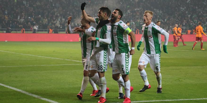 Akhisarspor-Konyaspor maçının biletleri satışta