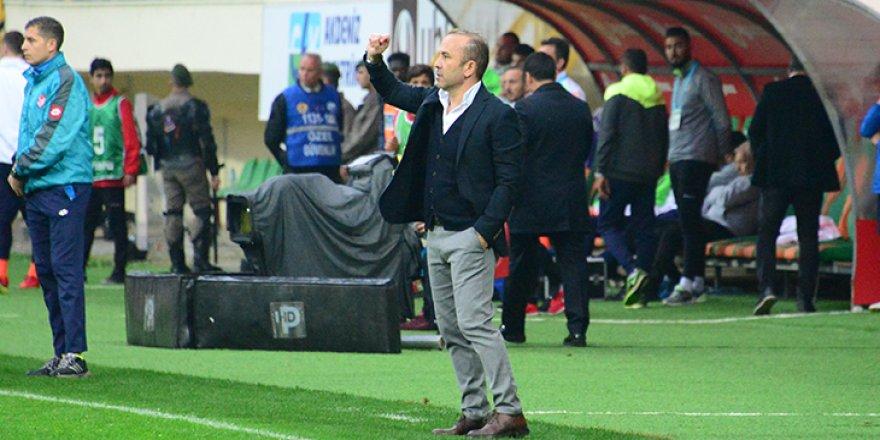 Mehmet Özdilek: Önemli bir galibiyet aldık