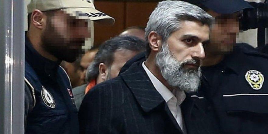 Terör örgütü lideri Alparslan Kuytul, Cezaevi'nde