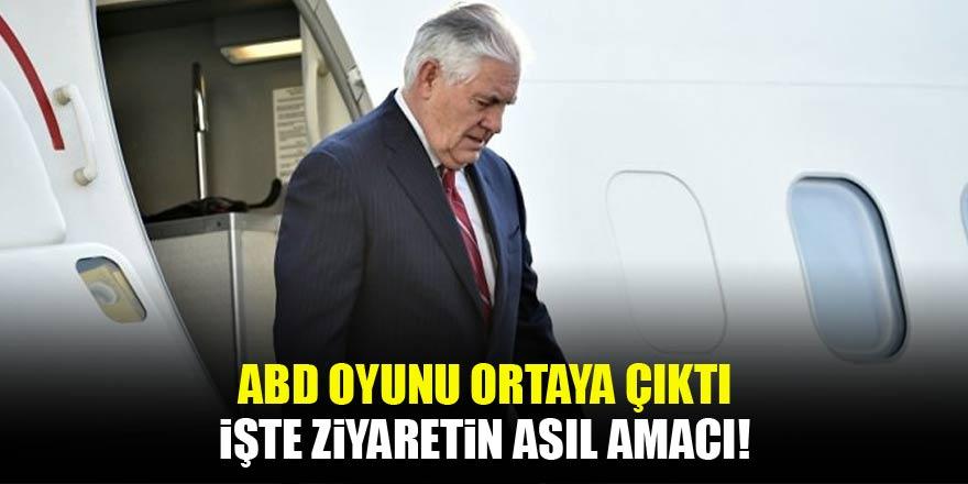 ABD'den Türkiye ziyareti öncesi dikkat çeken temas
