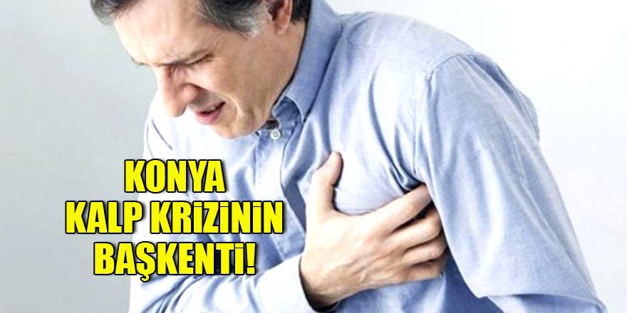 Dr. Ender Saraç: Konya kalp krizinin başkenti!