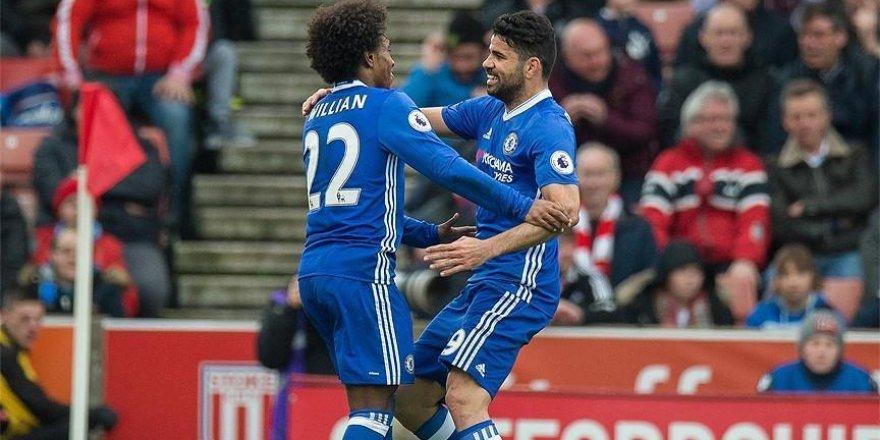 Foot / Angleterre - 27ème j. : Chelsea reprend goût à la victoire face à West Bromwich