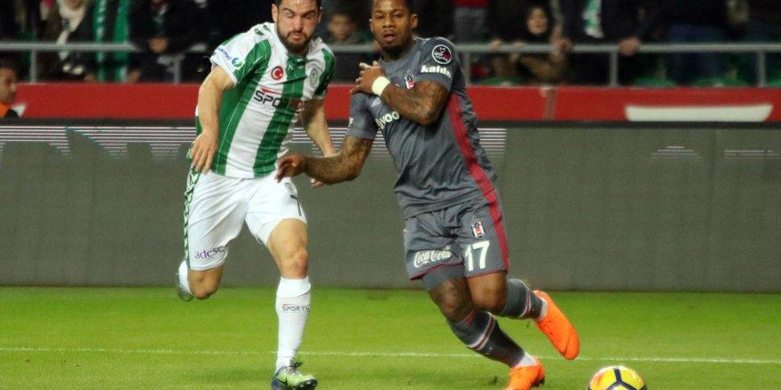 Konyaspor'da Ömer Ali adeta savaştı