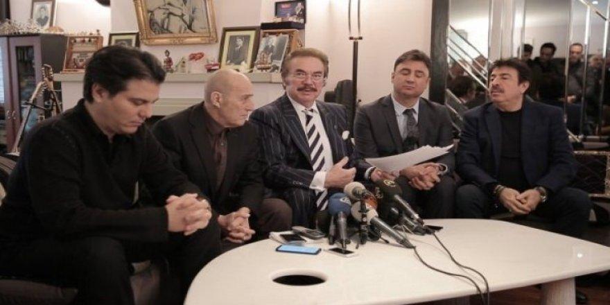 Orhan Gencebay mahkemeye başvurdu!