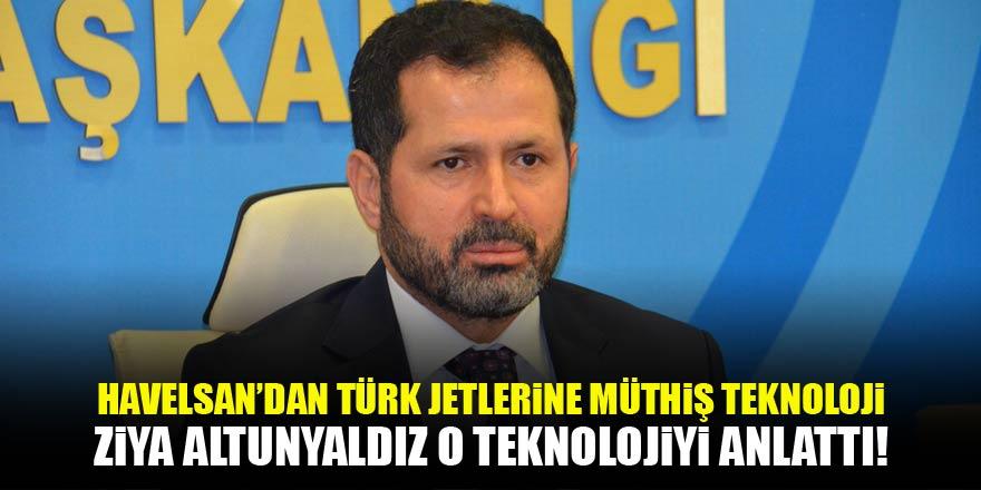 """Türk jetleri """"HvBS"""" ile harekata kısa sürede hazır"""