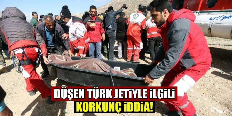 Türk jetiyle ilgili korkunç iddia! Açıklama geldi