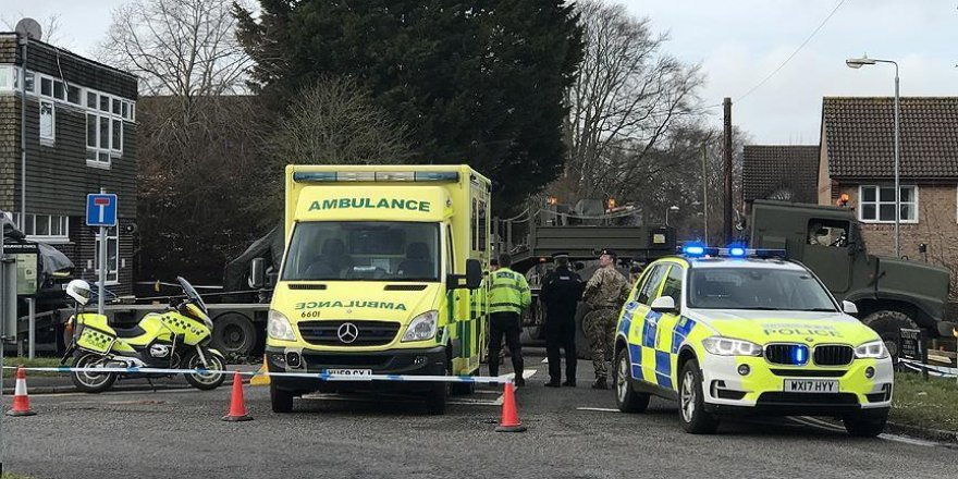 UK says Russia 'highly likely' behind ex-spy poisoning