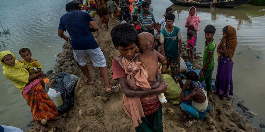 Myanmar uses forced starvation policy on Rohingya: UN