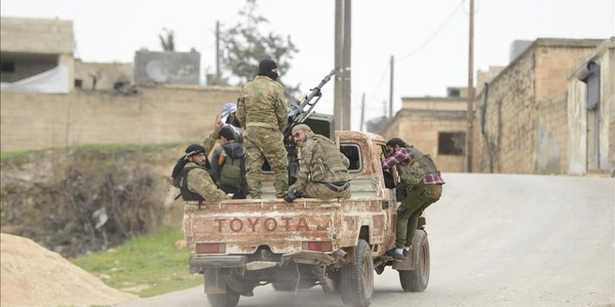 Turkish military, FSA liberate 12 villages in Afrin