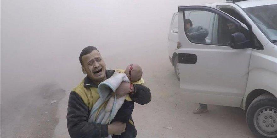 UNICEF: 40% des victimes de la guerre en Syrie sont des enfants