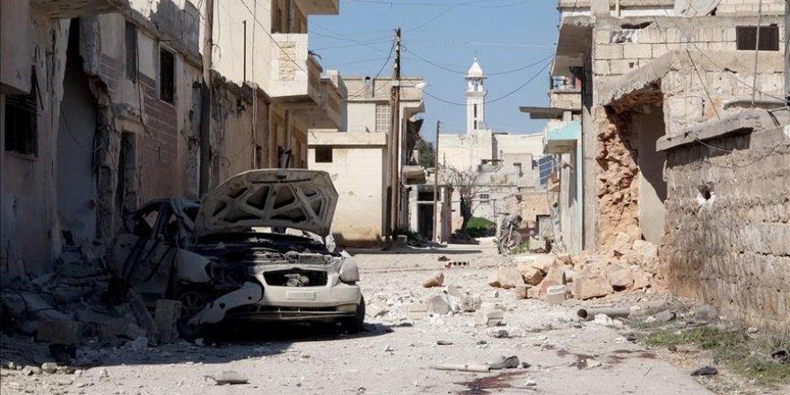 Raids du Régime syrien sur Idleb : 4 civils tués et 20 blessés