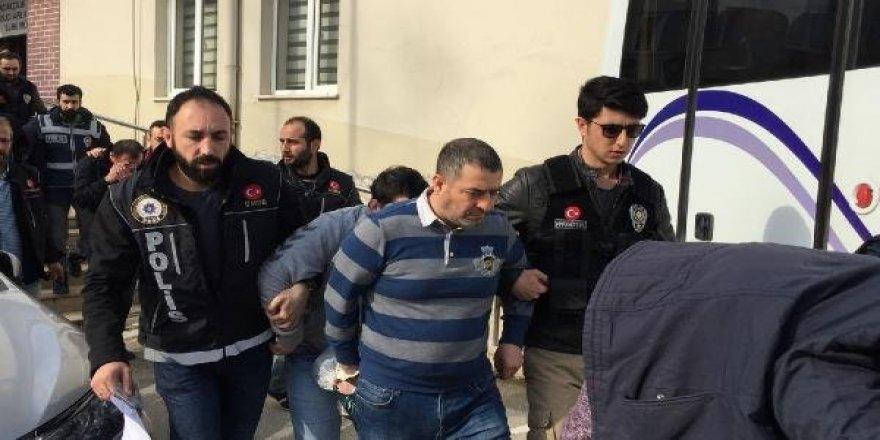16 yıl hapis cezası bulunan suç makinesi yakalandı