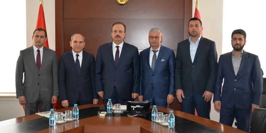 Hayırsever işadamı Altay'dan Doğanhisar'a sağlık yatırımı