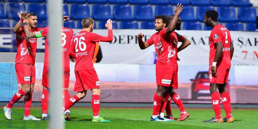 Müthiş maçta kazanan Antalyaspor!