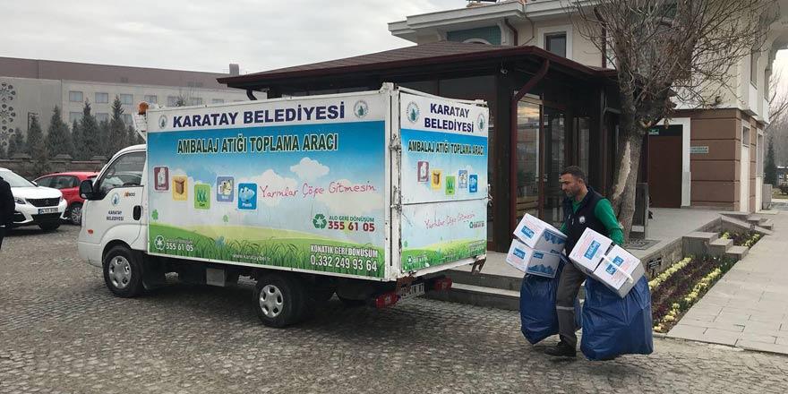Karatay Belediyesi çevre dostu projelerle enerji kaynaklarını koruyor