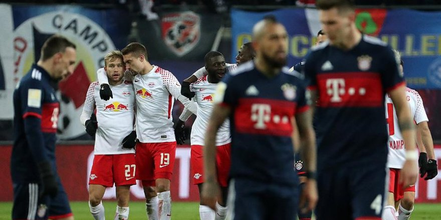 Bayern Münih 13 maç sonra kaybetti