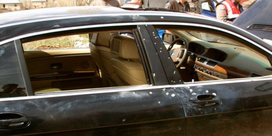 Konya'daki silahlı saldırıda 5 gözaltı
