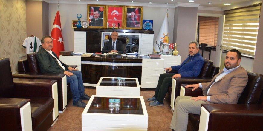 Hasan Angı: Konyaspor'un yanındayız