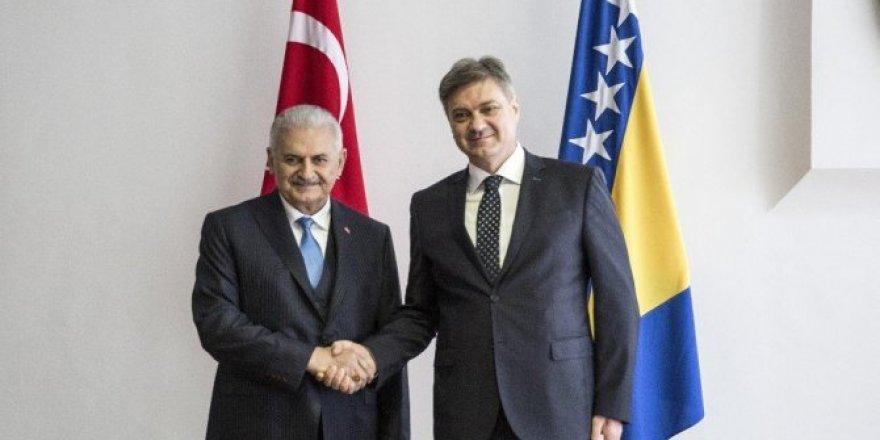 """""""Bosna Hersek her zaman dinlerin ve milletlerin buluşma yeri oldu"""""""