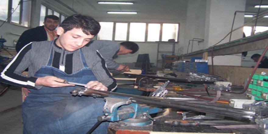 Beyşehir'de av tüfeği üretimi için sanayi sitesi